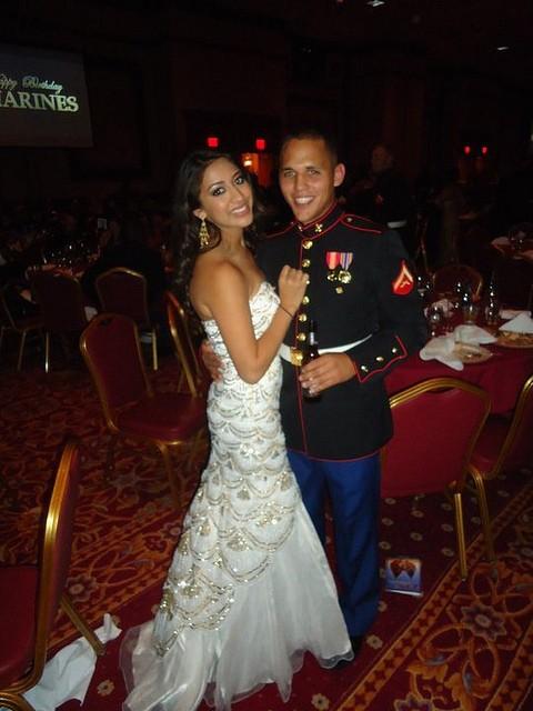 Marine Wife Amp Co Marine Corps Ball