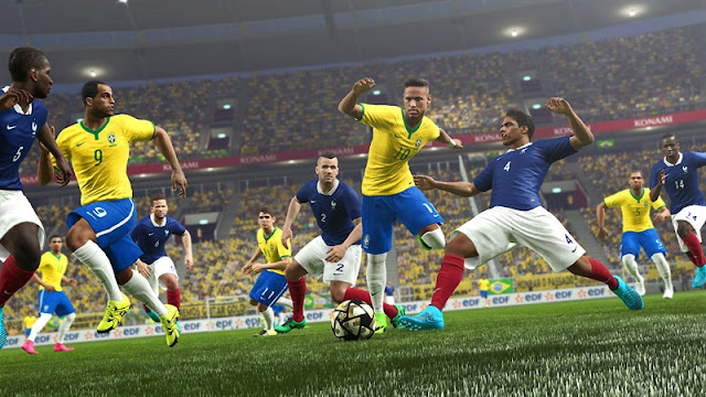 Pro Evolution Soccer 2016 PC Download Photo