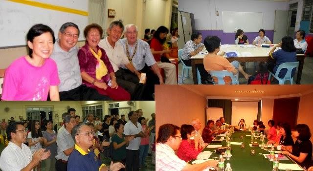 Group Prayer Meeting 42