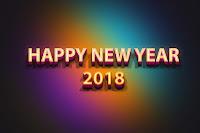 Gambar Tahun Baru 2018 - 36