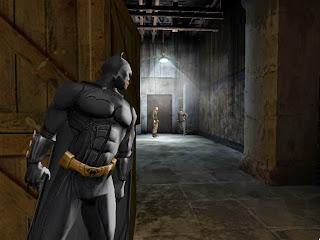 TIPS BERMAIN BATMAN BEGINS PS2