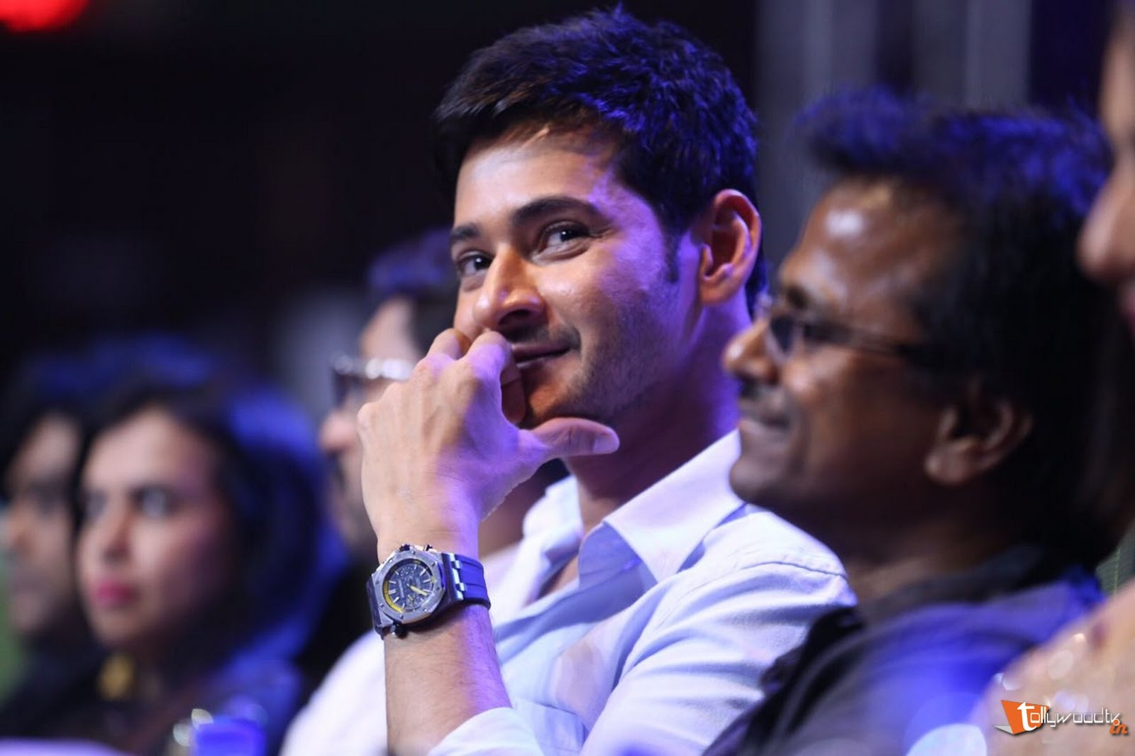 Mahesh Babu At Spyder Audio Launch-HQ-Photo-2