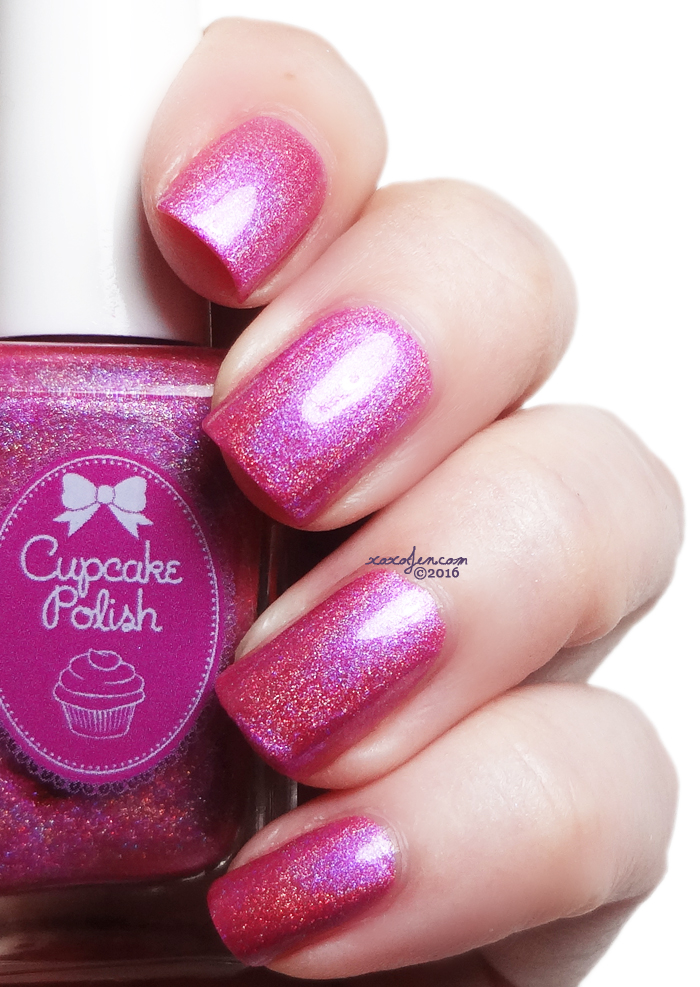 xoxoJen's swatch of Cupcake Polish Barbie Girl