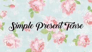 Materi, Rumus, dan Contoh Kalimat Simple Present Tense