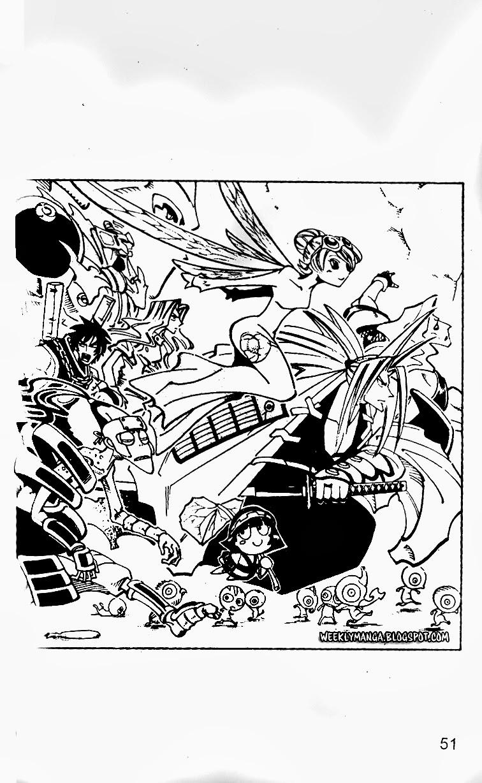 Shaman King [Vua pháp thuật] chap 100 trang 5