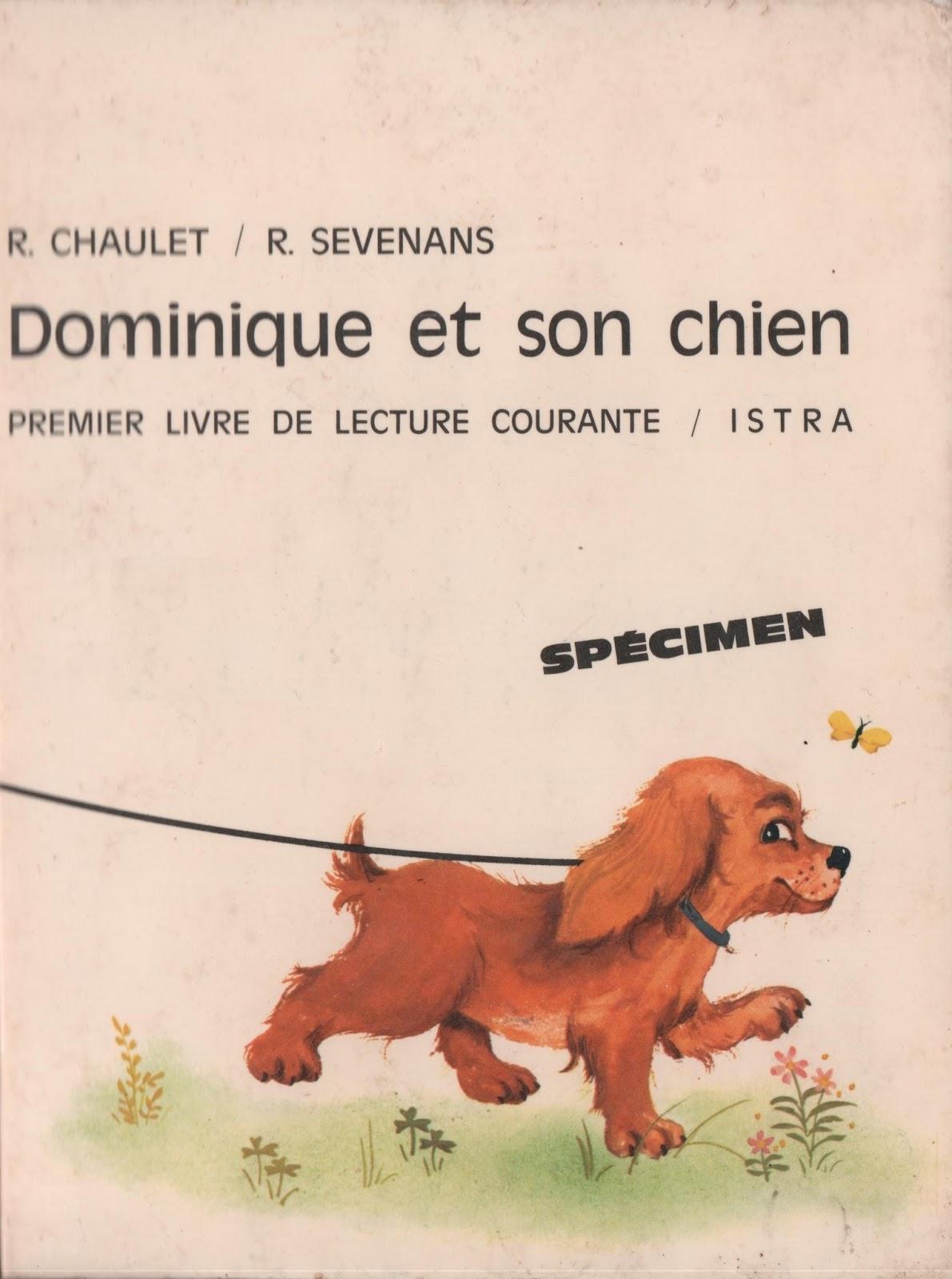 Turbo Manuels anciens: Chaulet, Sevenans, Dominique et son chien  NV37