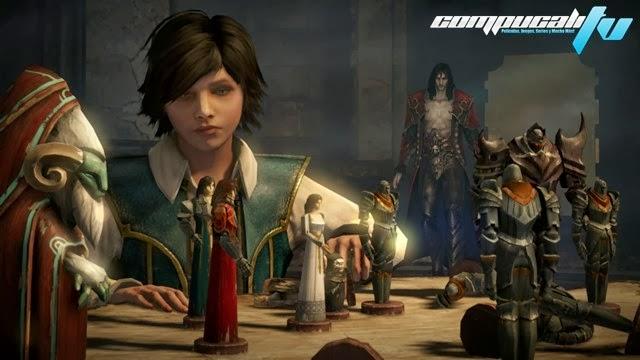 Castlevania Lords of Shadow 2 XBOX 360 Español Region Free