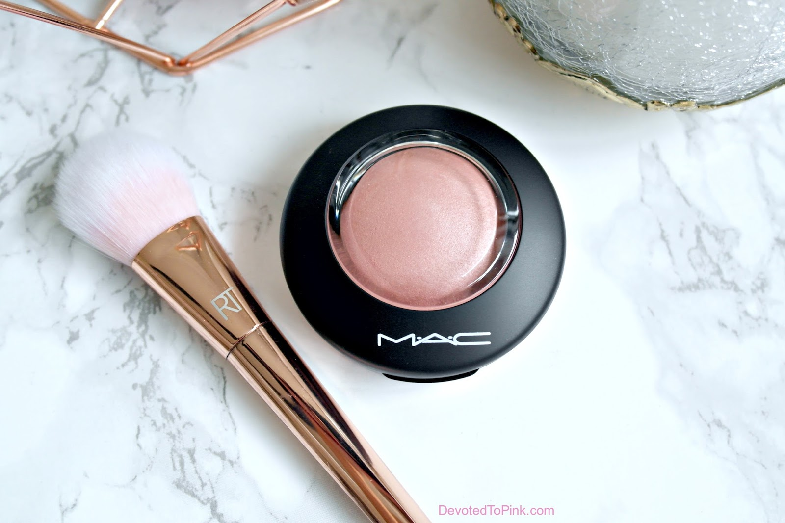 MAC New Romance Mineralize Blush Review