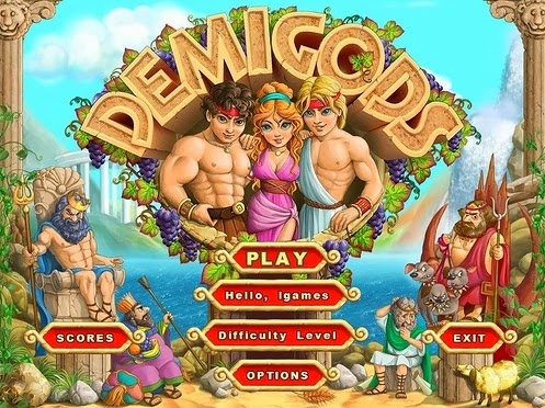 PC Game Demigods
