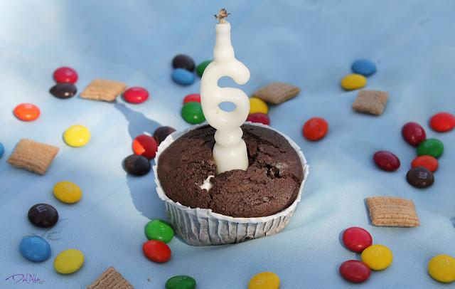 Aniversário de 6 anos - blog Era Outra vez