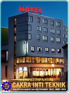 Jasa Saluran mampet Hotel