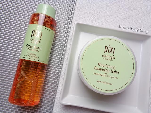 Pixi Glow Tonic & Nourishing Cleansing balm