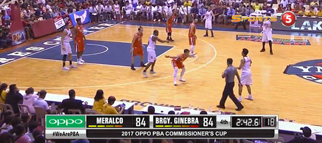 Ginebra def. Meralco, 90-89 (REPLAY VIDEO) May 28