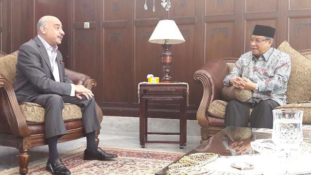 KH Said Aqil Siroj: Di Al-Azhar Saya Akan Bicara Tentang NU Dan Indonesia