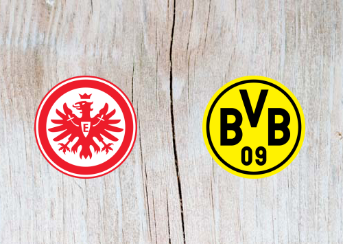 Eintracht Frankfurt vs Borussia Dortmund Full Match & Highlights 2 February 2019
