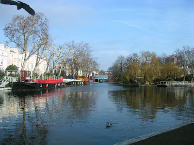 Little Venice - photo Charlesdrakew at English Wikipedia