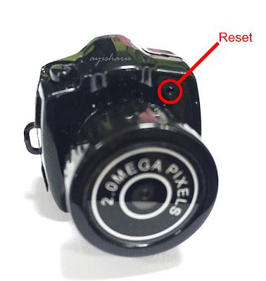 Y2000 mini camcorder