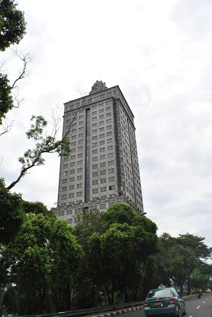 Menara Saidah pada tahun 2014