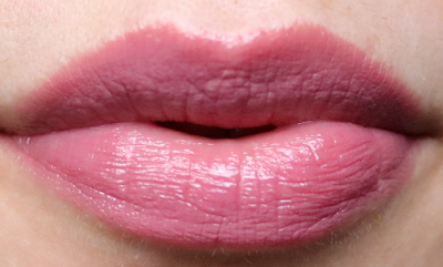 B. Luminous Silk Lipstick in Suis Mois swatches review