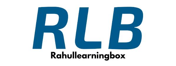 Rahullearningbox.com