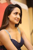 Pragya Jaiswal in Deep neck Gown at Launch of OPPO Phone 009.JPG