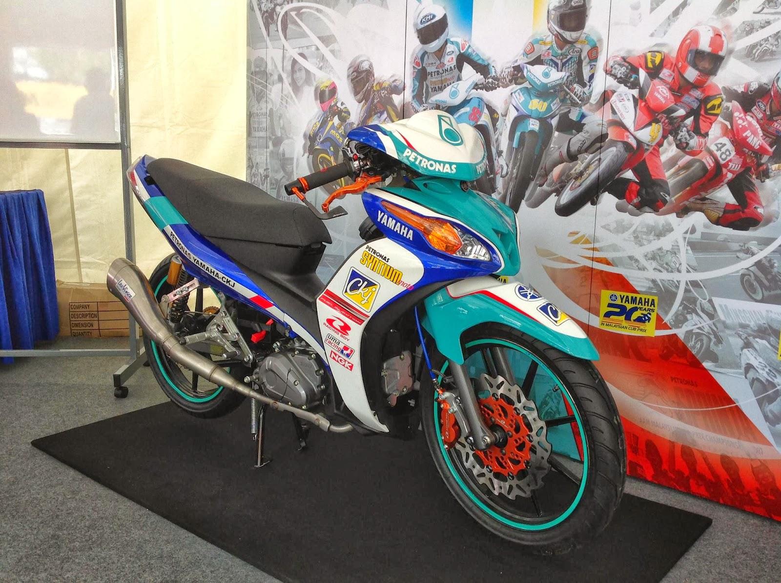 Yamaha Lagenda 115Z Fuel Injection