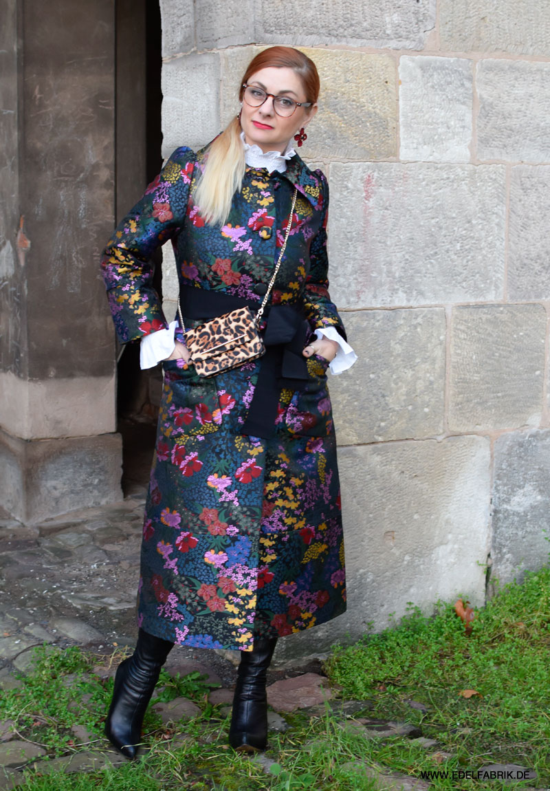 ERDEMxHM, Mantel, Fashionblogger, Modeblogger