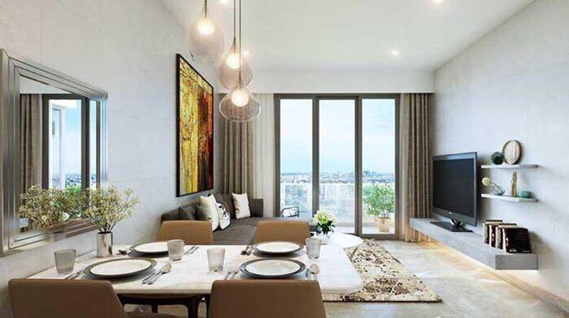 Giá bán căn hộ kingdom 101 giai đoạn 1