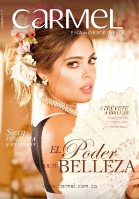 Catalogo carmel moda  campaña 07 2017 : colombia