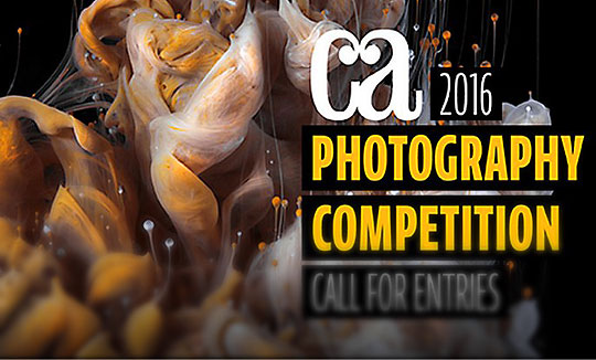 Concurso de Fotografía Communication Arts 2016