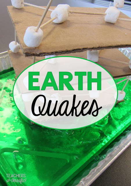 shake rattle and roll it s the earthquake challenge teachers