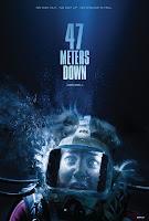 47 Meters Down Movie Poster 2