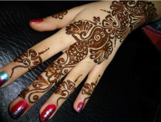 Mehndi Designs Collection For Women
