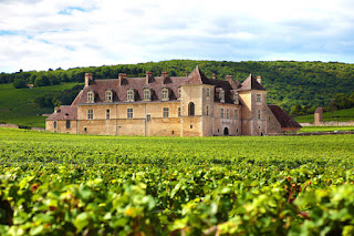 Château du Chateau Clos de Vougeot in Burgundy