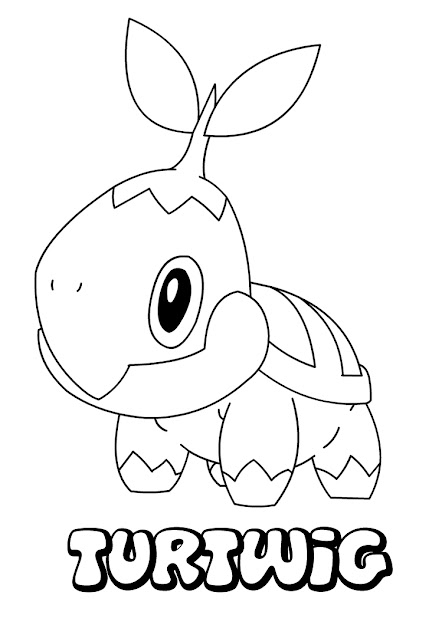 Pokemon Coloring Pages  Pokemon Coloring Pages To Print Out