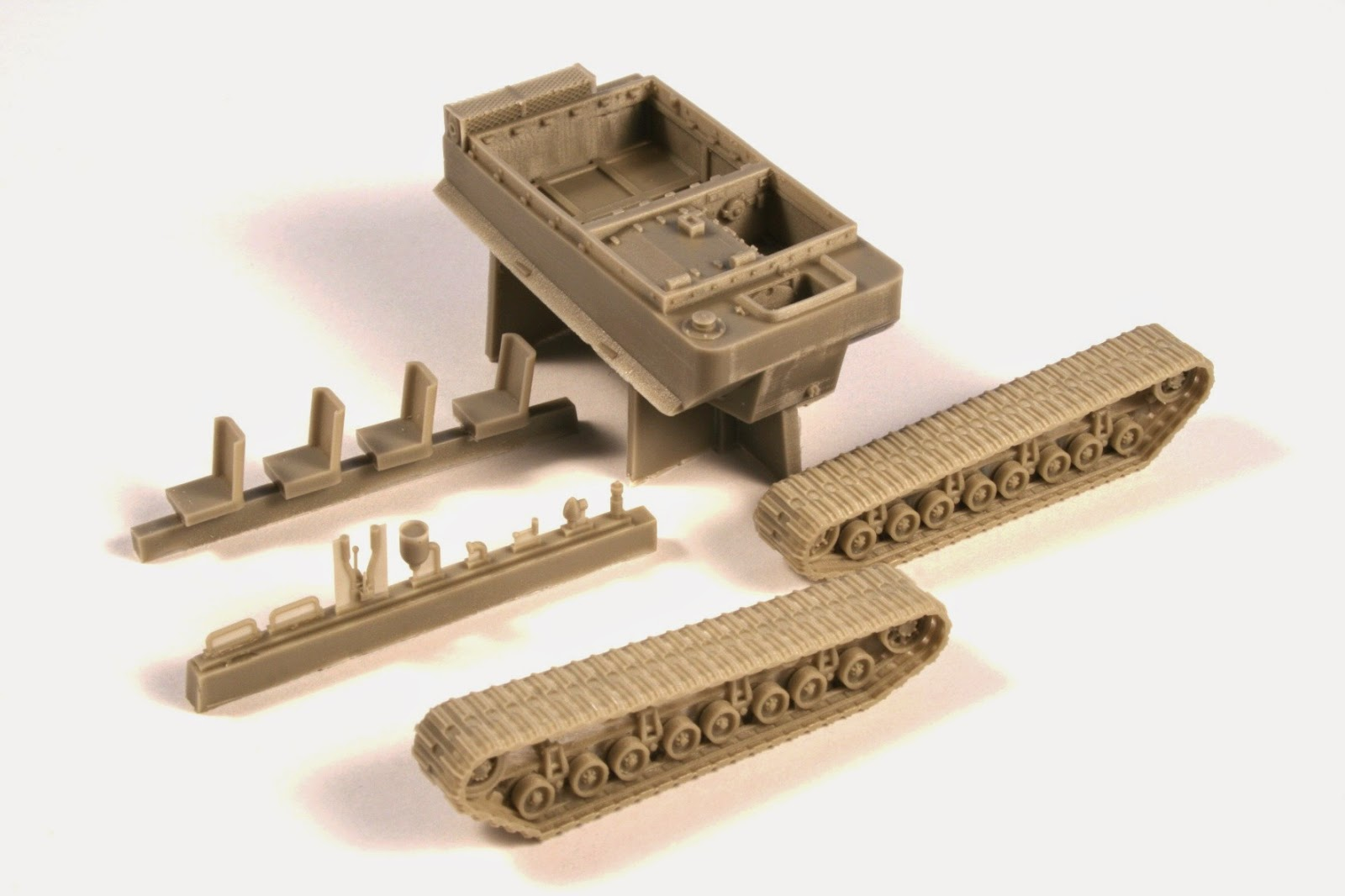M29 Weasel - CMK resin kit no. 8049 in 1/48 unveiled