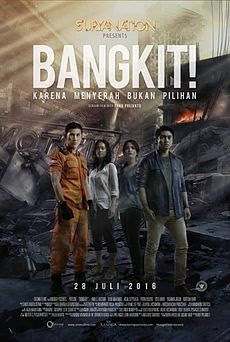 Download BANGKIT! (2016) DVDRip 720p Full Movie