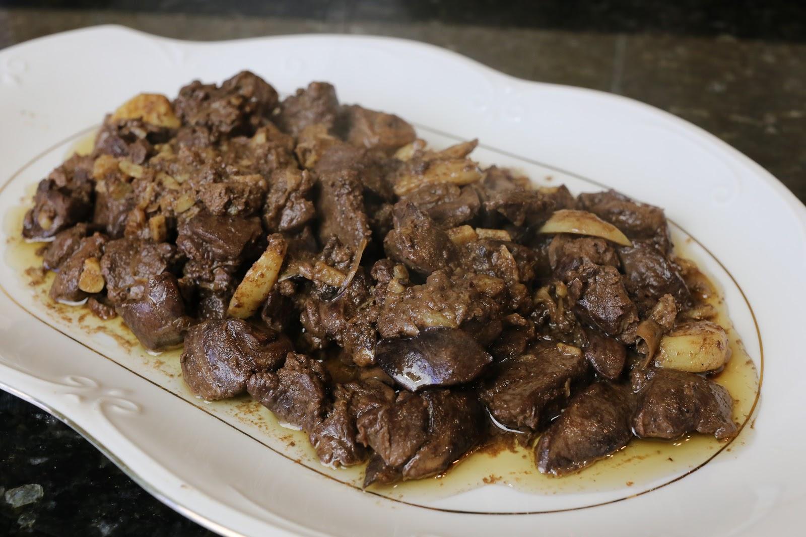 Cocina Andaluza Higaditos De Pollo Al Ajillo