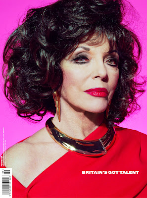 Ponystep Magazine Issue 3: Jourdan Dunn, Georgia Jagger, Joan Collins, Amir Khan, and Daphne Guiness by Miles Aldrige