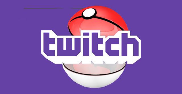 Maratona de Pokémon na Twitch
