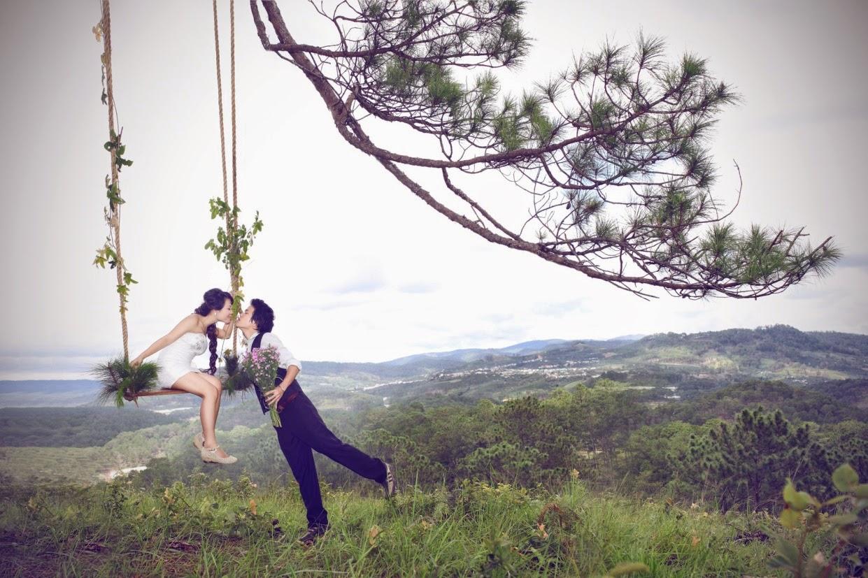 Địa điểm chụp ảnh cưới đẹp ở Đà Lạt ~ Thiên đường mộng mơ5