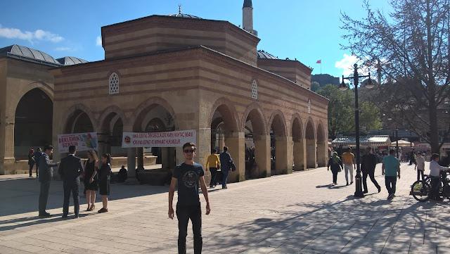 Harun İstenci Kastamonu Nasrullah Meydanında