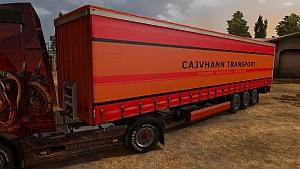 Cajvhann Transport trailer mod