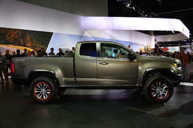 2016 Chevy Colorado ZR2 Diesel Price