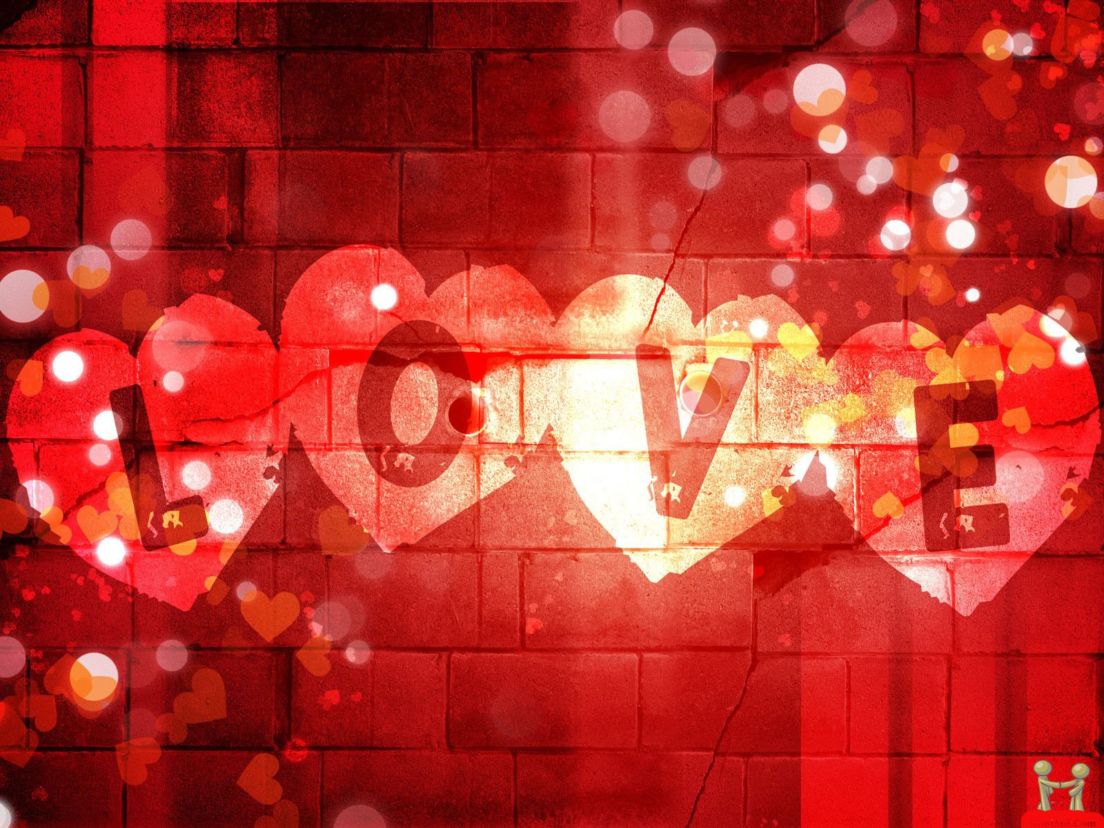 3d wallpaper love - photo #22