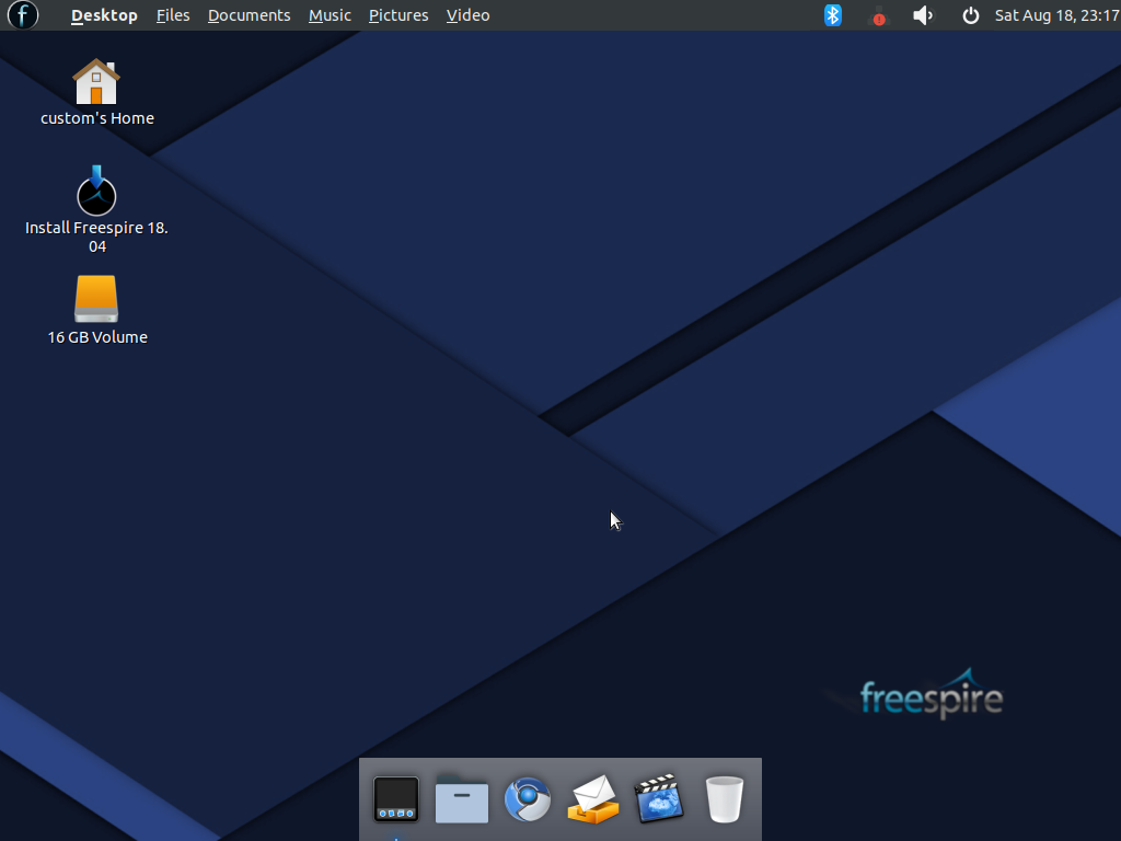 Linspire 7. 0 and freespire 3. 0 released: download now | omgfoss. Com.