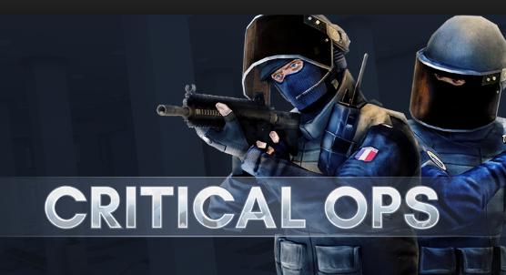 Critical Ops 1.3.0.f424 Kafa Vurma,Hasar Verme Hileli Apk 2019