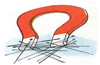 كيف يلتقط المغناطيس الإبر؟ - الموسوعة المدرسية