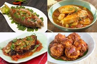 resep aneka masakan dari ikan