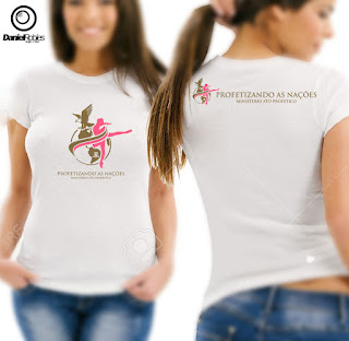 Camisa para Grupo de Igreja
